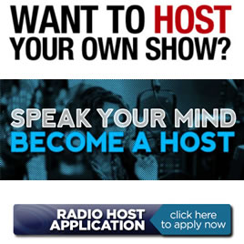 Want to Host Your Own Show
